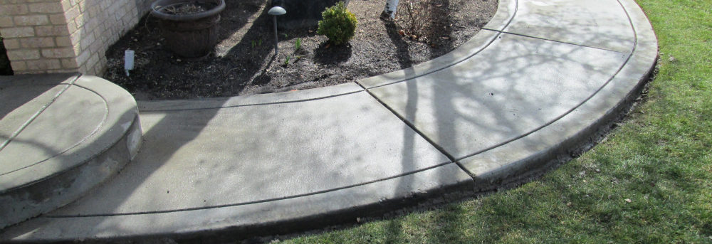 concrete repair utah