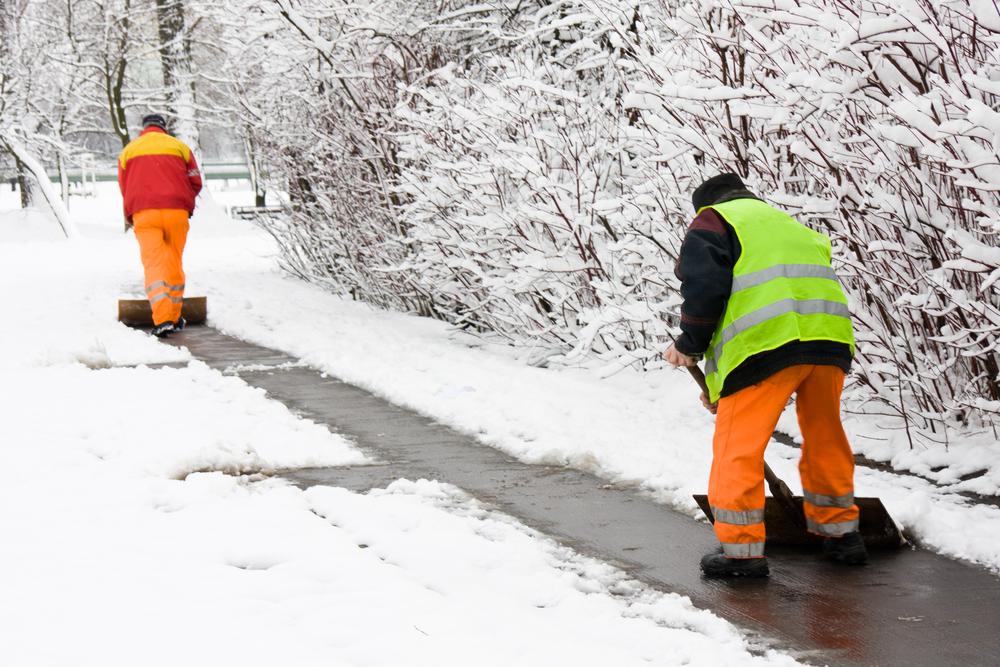 Winter Sidewalk Hazards
