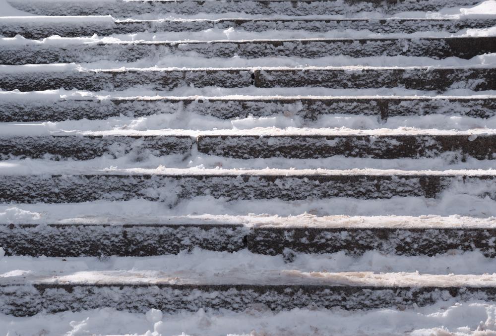 Winter Concrete Maintenance