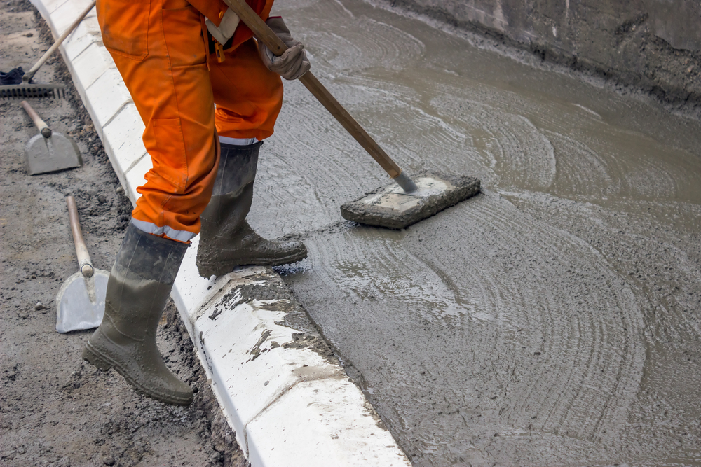 Sidewalk Concrete Repair