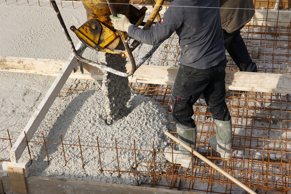 Concrete Repair Winter Utah
