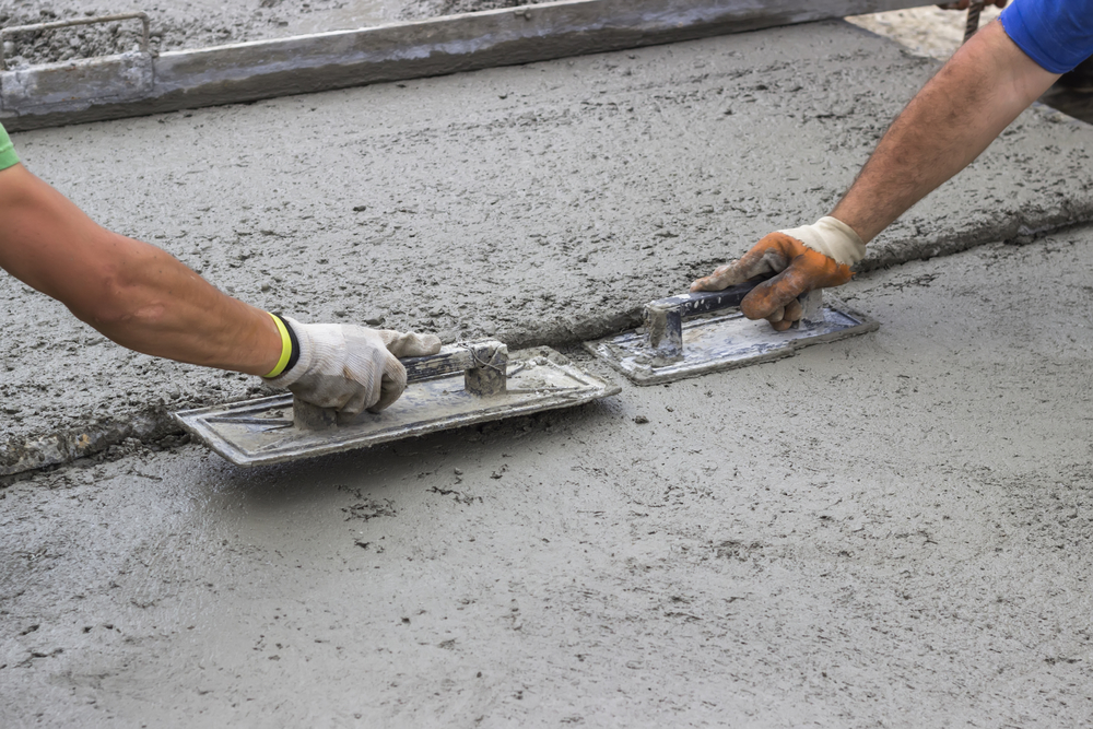 costs concrete leveling