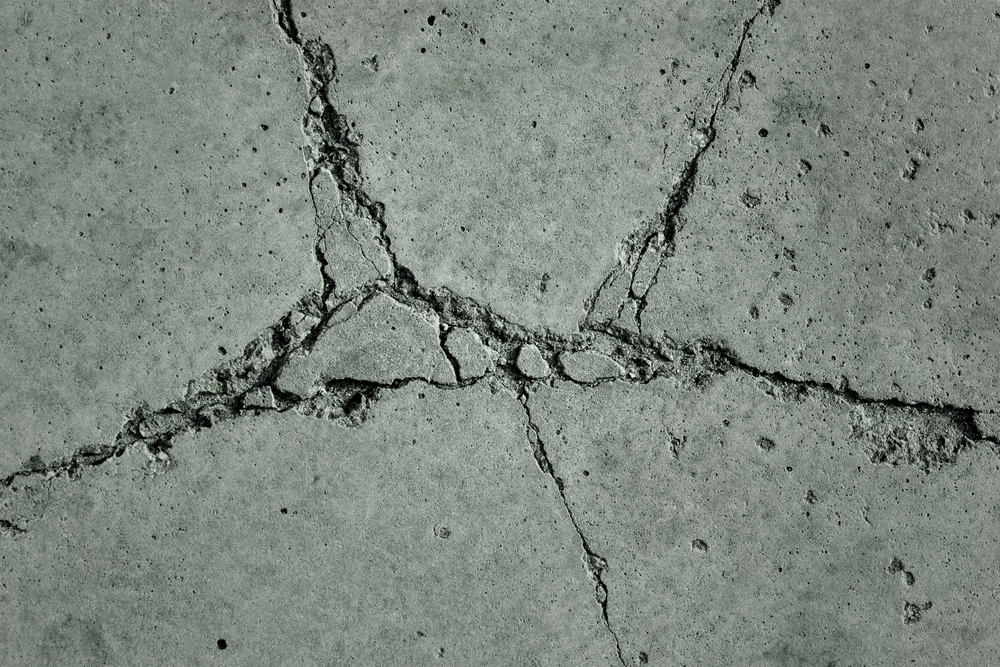 Slabjacking for cracked and broken concrete
