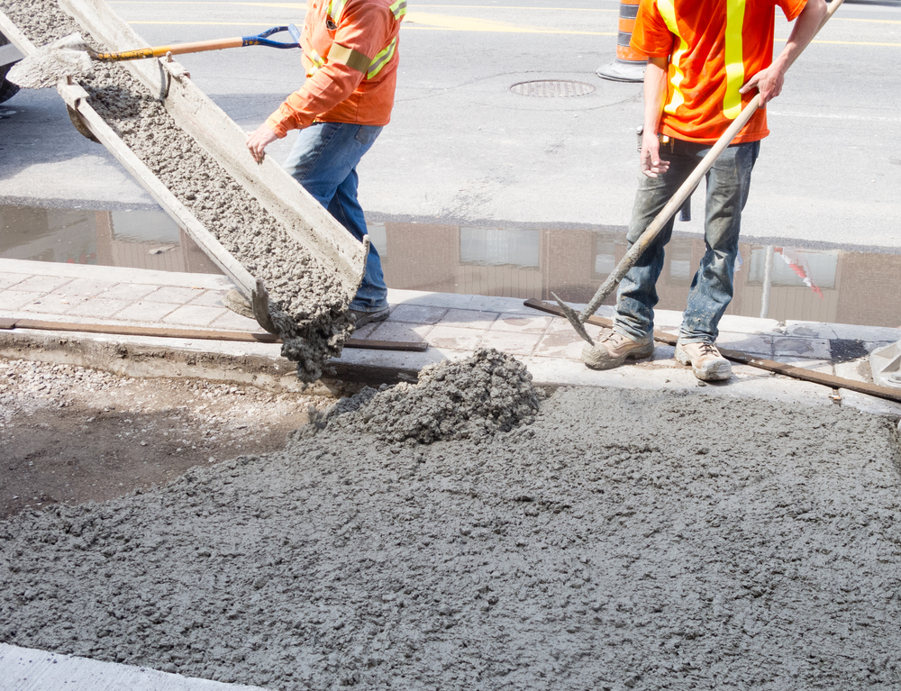 concrete pouring mistakes weather finishing