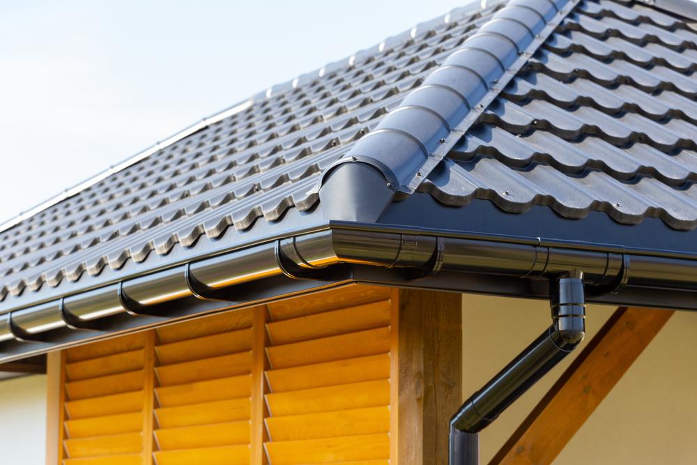 gutters concrete materials accessories