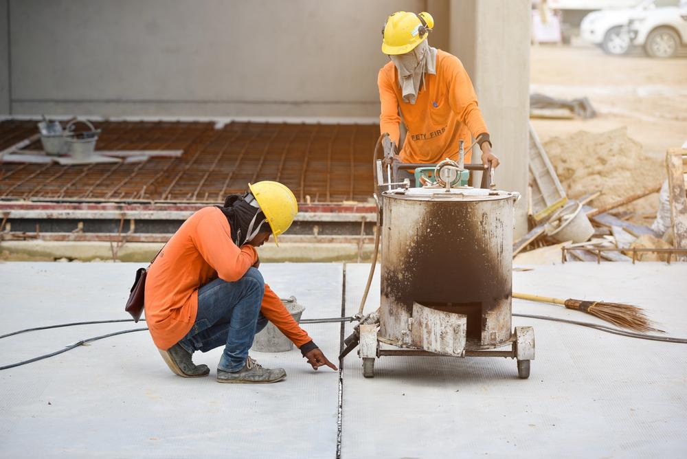 concrete expansion joints filler