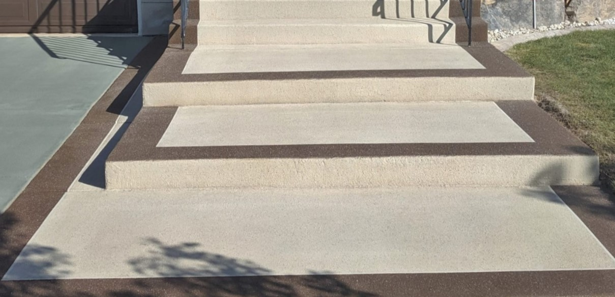 Concrete Overlays by Lift Right Concrete